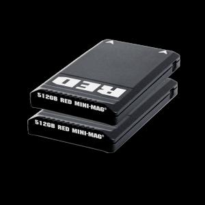 RED MiniMag 512GB x2